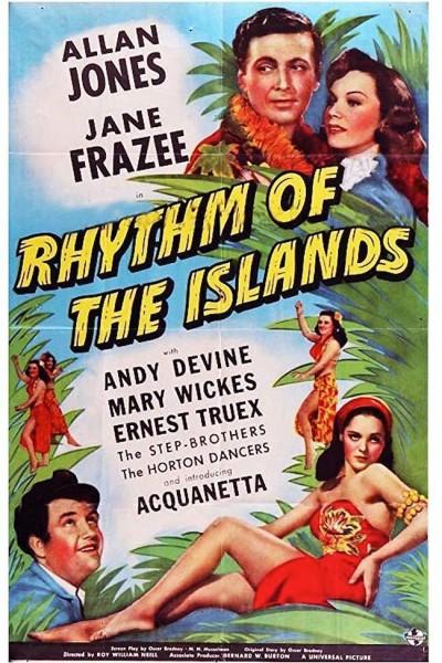 Caratula, cartel, poster o portada de Rhythm of the Islands