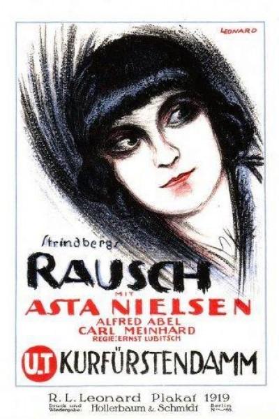 Caratula, cartel, poster o portada de Rausch