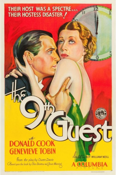 Caratula, cartel, poster o portada de The 9th Guest