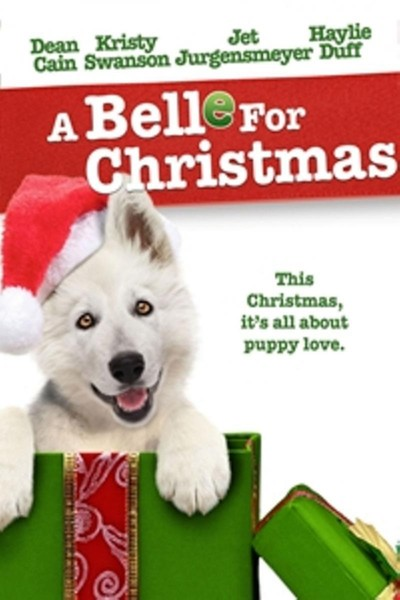 Caratula, cartel, poster o portada de Navidad para Belle