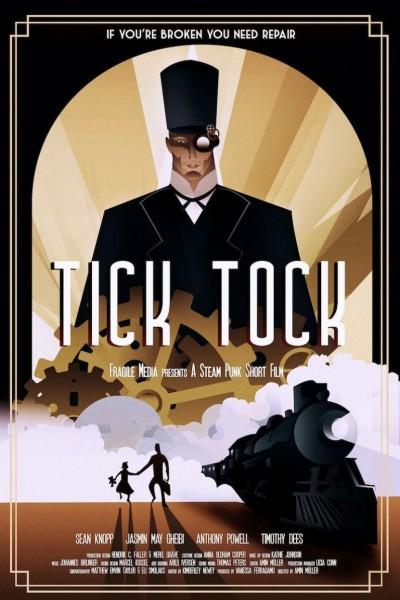 Caratula, cartel, poster o portada de Tick Tock