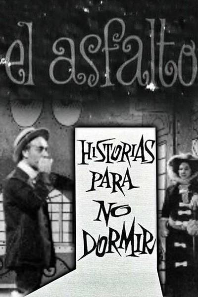 Caratula, cartel, poster o portada de El asfalto (Historias para no dormir)