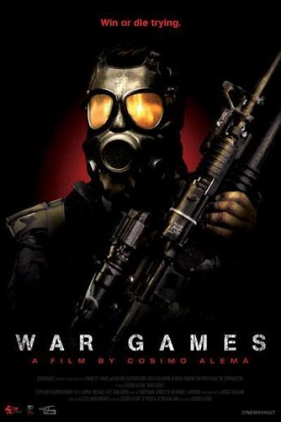Caratula, cartel, poster o portada de War Games: At the End of the Day