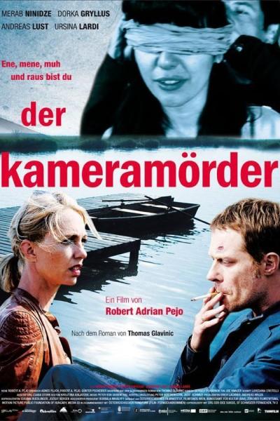 Caratula, cartel, poster o portada de Der Kameramörder