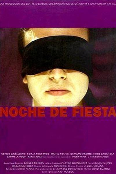Caratula, cartel, poster o portada de Noche de fiesta