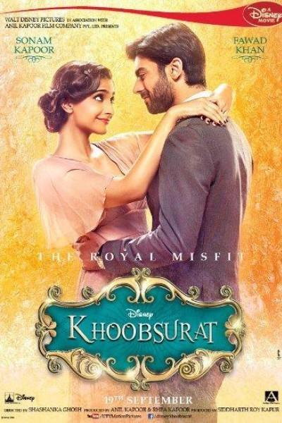 Caratula, cartel, poster o portada de Khoobsurat