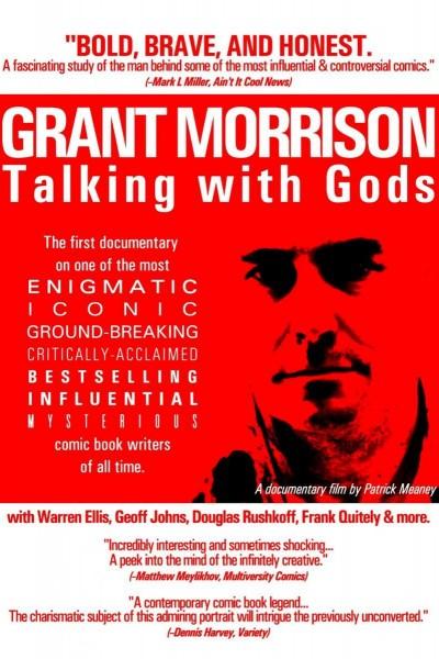 Caratula, cartel, poster o portada de Grant Morrison: Talking with Gods