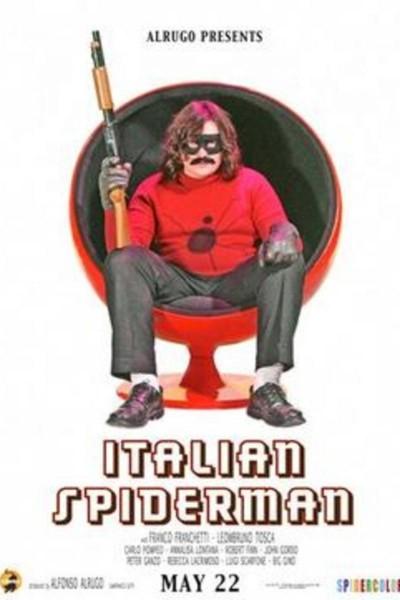 Caratula, cartel, poster o portada de Italian Spiderman