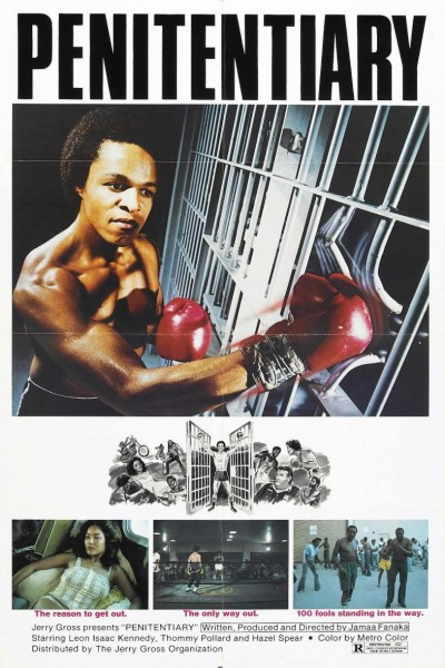 Caratula, cartel, poster o portada de Penitenciaría