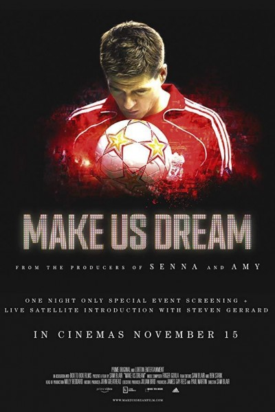 Caratula, cartel, poster o portada de Make Us Dream