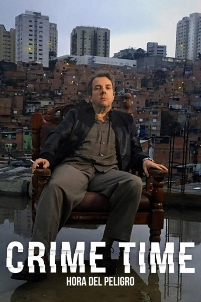 Caratula, cartel, poster o portada de Crime Time