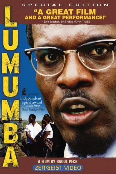 Caratula, cartel, poster o portada de Lumumba