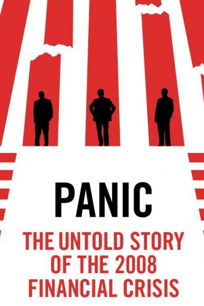 Caratula, cartel, poster o portada de Panic: The Untold Story of the 2008 Financial Crisis