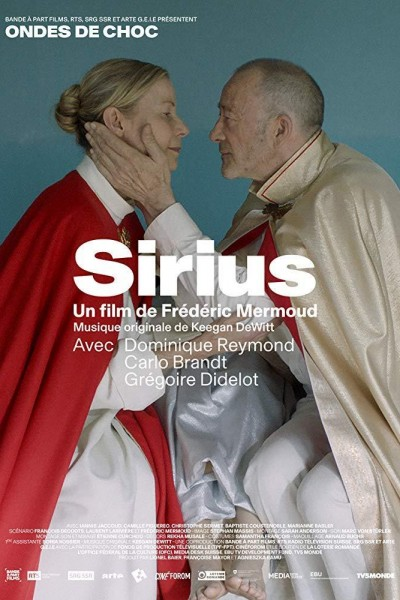 Caratula, cartel, poster o portada de Shock Waves: Sirius