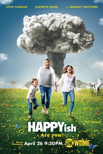 Caratula, cartel, poster o portada de Happyish