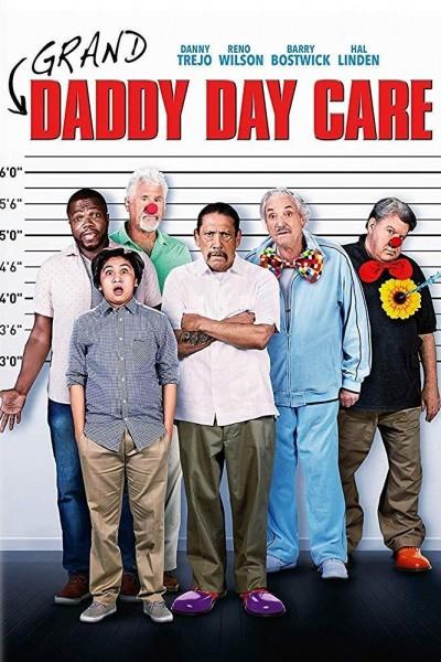 Caratula, cartel, poster o portada de Grand-Daddy Day Care