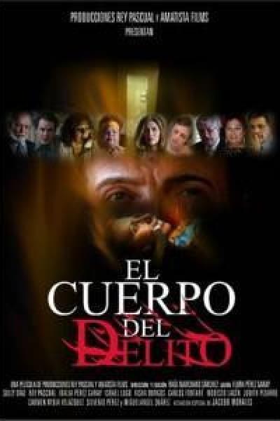 Caratula, cartel, poster o portada de El cuerpo del delito