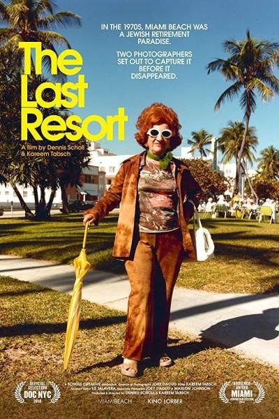 Caratula, cartel, poster o portada de The Last Resort