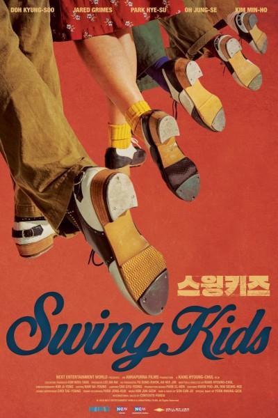 Caratula, cartel, poster o portada de Swing Kids