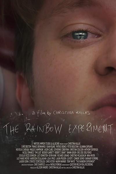 Caratula, cartel, poster o portada de The Rainbow Experiment