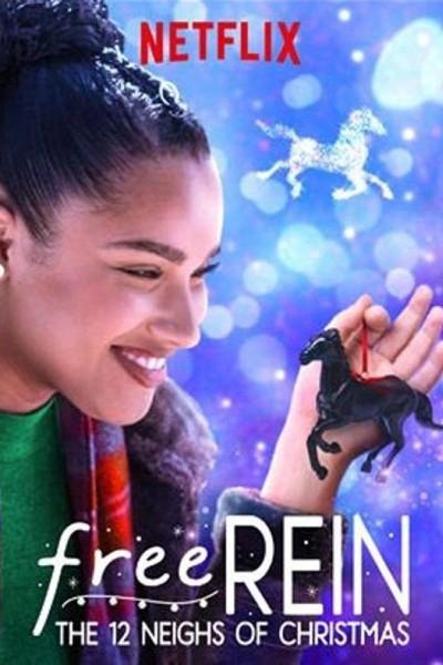 Caratula, cartel, poster o portada de A rienda suelta: Doce relinchos de Navidad