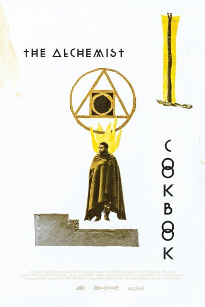 Caratula, cartel, poster o portada de The Alchemist Cookbook