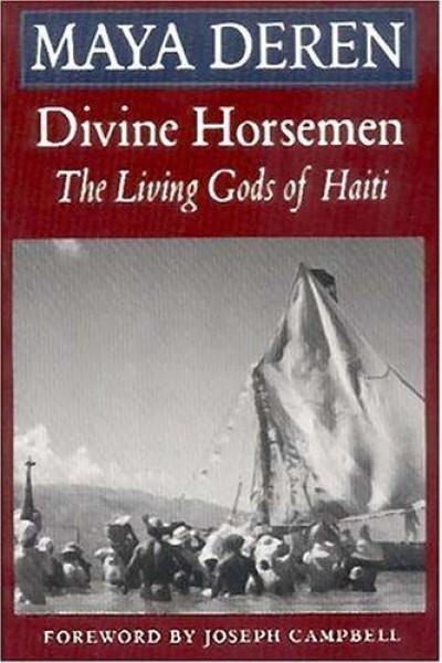 Caratula, cartel, poster o portada de Divine Horsemen: The Living Gods of Haiti