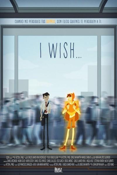 Caratula, cartel, poster o portada de I wish...