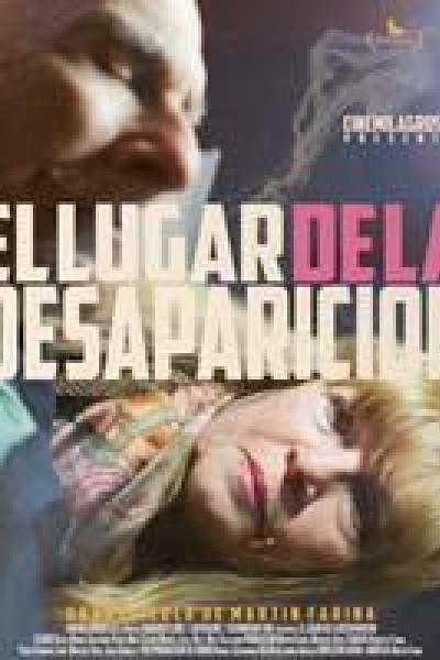 Caratula, cartel, poster o portada de El lugar de la desaparición