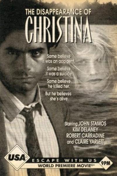 Caratula, cartel, poster o portada de La desaparición de Cristina