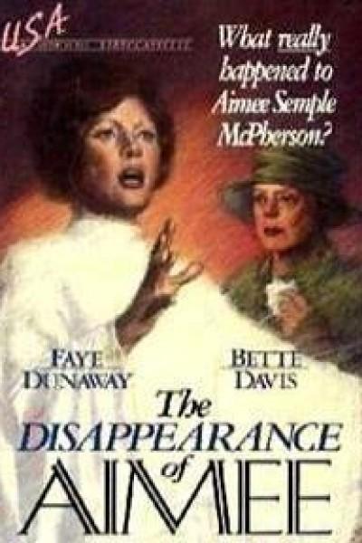 Caratula, cartel, poster o portada de La desaparición de Aimee