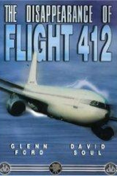 Caratula, cartel, poster o portada de La desaparición del vuelo 412