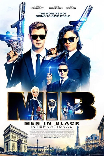 Caratula, cartel, poster o portada de Men in Black International