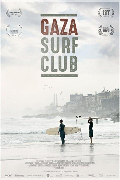 Caratula, cartel, poster o portada de Gaza Surf Club