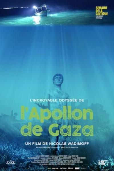 Caratula, cartel, poster o portada de L\'Apollon de Gaza