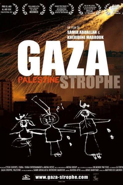 Caratula, cartel, poster o portada de Gaza-strophe, Palestine