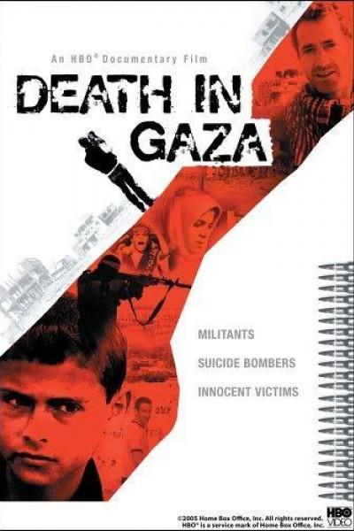 Caratula, cartel, poster o portada de Death in Gaza