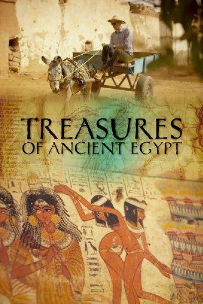 Caratula, cartel, poster o portada de Tesoros del Antiguo Egipto