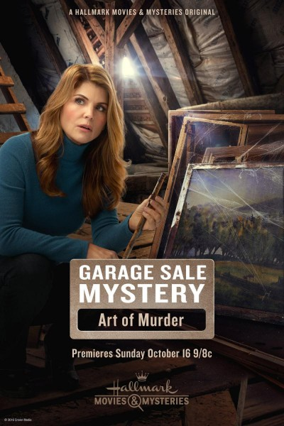 Caratula, cartel, poster o portada de Garage Sale Mystery: The Art of Murder