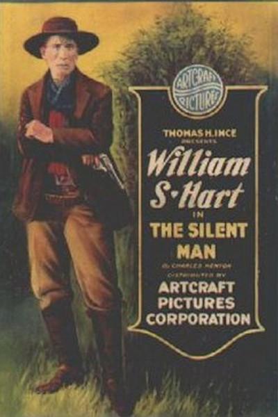 Caratula, cartel, poster o portada de The Silent Man