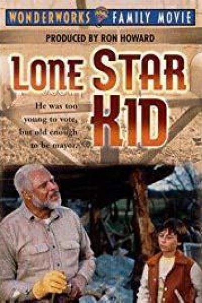 Caratula, cartel, poster o portada de The Lone Star Kid