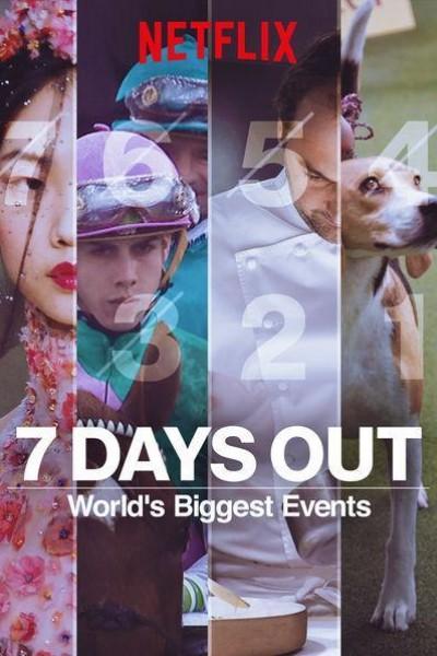 Caratula, cartel, poster o portada de 7 Days Out