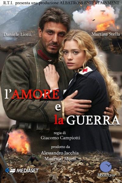 Caratula, cartel, poster o portada de El amor y la guerra