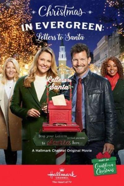 Caratula, cartel, poster o portada de Christmas in Evergreen: Letters to Santa