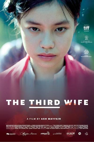 Caratula, cartel, poster o portada de La tercera esposa