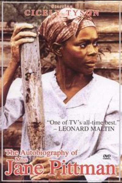 Caratula, cartel, poster o portada de The Autobiography of Miss Jane Pittman