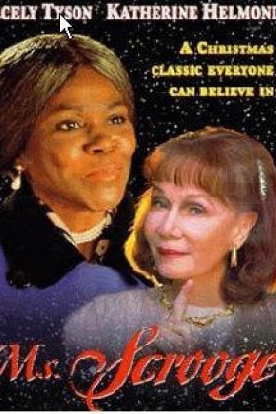 Caratula, cartel, poster o portada de Ms. Scrooge