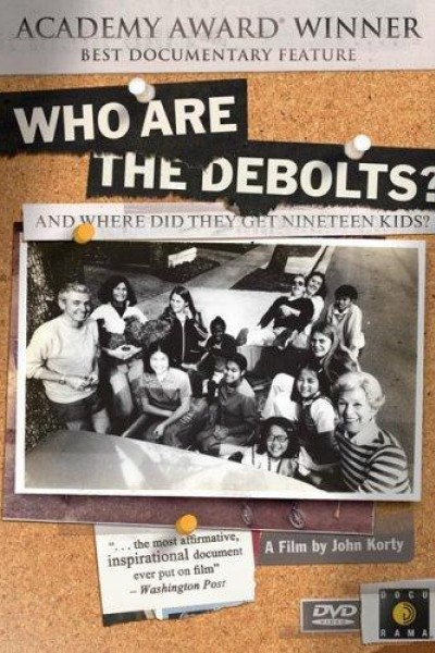 Caratula, cartel, poster o portada de Who Are the DeBolts? And Where Did They Get Nineteen Kids?