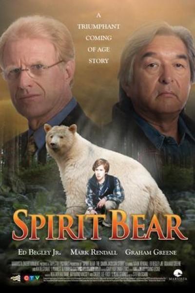 Caratula, cartel, poster o portada de Spirit Bear: The Simon Jackson Story