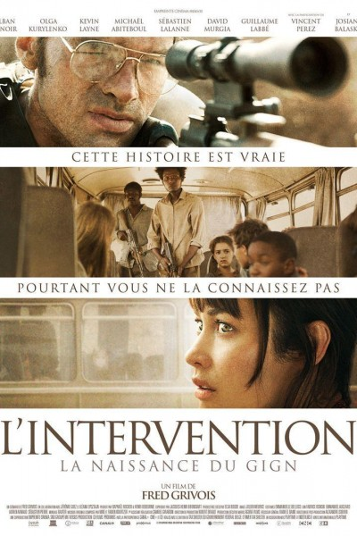 Caratula, cartel, poster o portada de L\'intervention